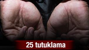 İstanbul'da 'tapuda rüşvet' çarkı çökertildi: 25 tutuklama