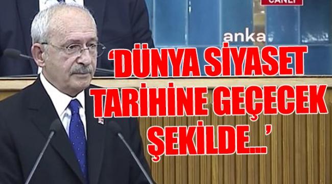 CHP Lideri Kılıçdaroğlu: Dostlarımızla birlikte dikta yönetimini göndereceğiz