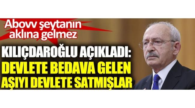 """CHP Lideri Kılıçdaroğlu:""""Milletin 128 milyar dolarını ne yaptın?"""""""