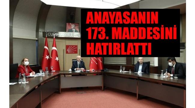 Kılıçdaroğlu kafe ve restoran işletmecileriyle görüştü