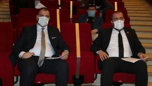 Meclise İYİ Partili'ler damga vurdu
