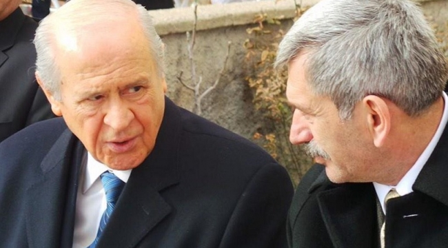Şefkat Çetin, MHP'yi ve ittifakı topa tuttu!