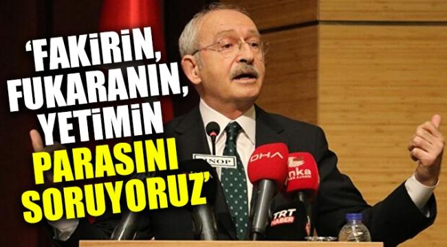 Kılıçdaroğlu'ndan Erdoğan'a: Özel harekat polislerini baskına göndermişsin...