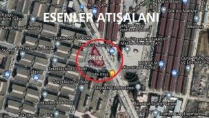 TOKİ'den Esenler'deki karakol parseline AVM planı