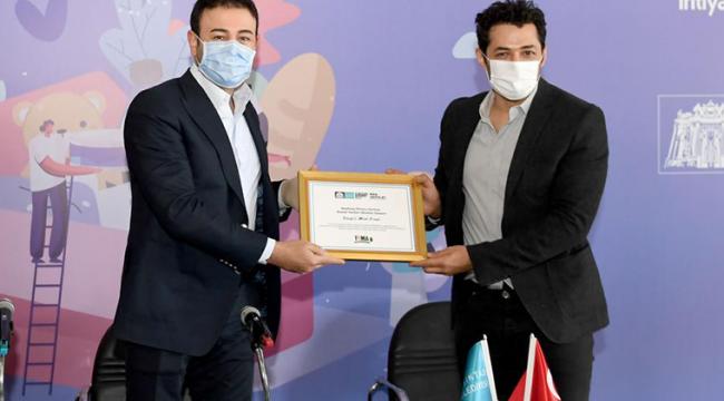 Tüm Belediyelere Örnek Olacak Proje Beşiktaş Belediyesi'nden Geldi