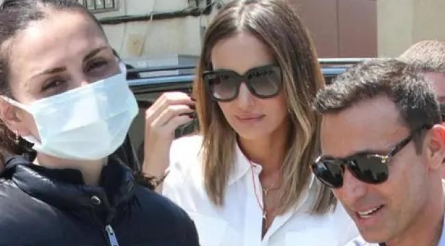Emina Jahovic: Mustafa Sandal maddi krizde değil!