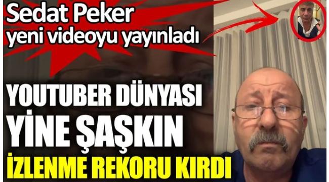 Sedat Peker beklenen açıklamayı yaptı! 'Bir gram namusun varsa istifa edersin!'