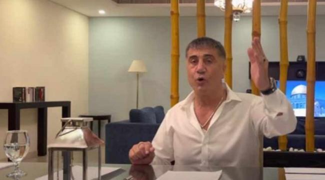 Sedat Peker'den üçüncü video: 'Mehmet Ağar-Hakan Fidan' iddiası
