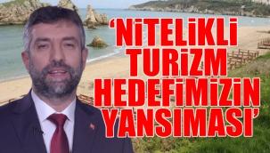 Şile'de kumsala loca ve foseptik çukuru... AKP'li başkanın yanıtı tepki topladı