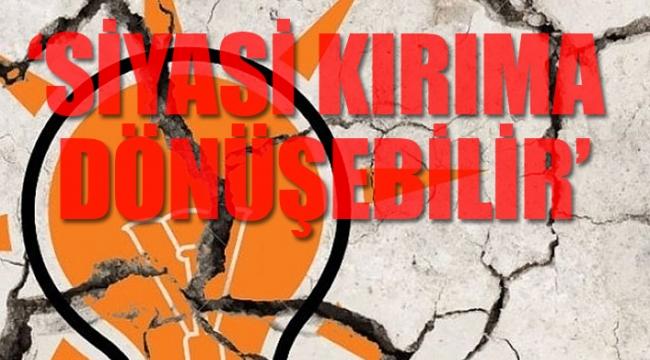 AKP'li isim isyan etti, uyardı...