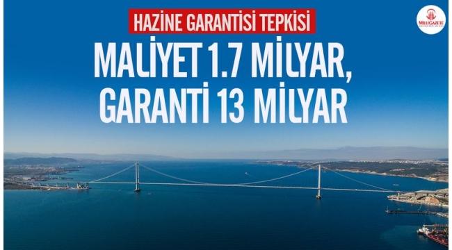 İKTİDAR TÜRK HALKINI BÖYLE ''SOYUYOR''