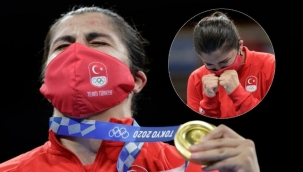 Busenaz Sürmeneli olimpiyat şampiyonu! | 2020 Tokyo Olimpiyatları