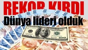 En çok değer kaybeden para birimi Türk Lirası oldu